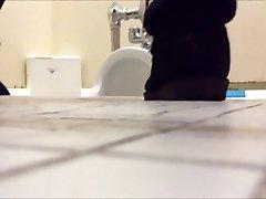 restroom voyeur in japan
