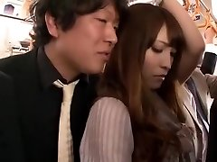 Horny Japanese girl Kokomi Sakura in Hottest Finger-banging, Public JAV clip