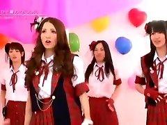 Japanese Naked Gals Band