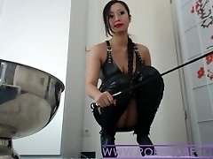 Asian Mistress PornbabeTyra rock-hard humiliation