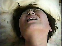 Japanese adulteress Mieko mommy and not son 3