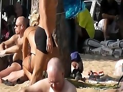 Pattaya beach candid cam - Silver Sand Motel 2011