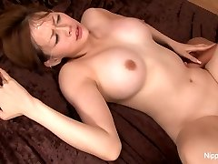 Japanese cutie teases the camera before getting plumbed