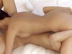 Christy Charming and Kitty Jane - cute lesbians sixty-nine