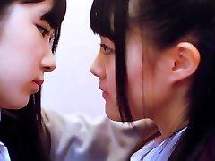 SKE48 - Girl-on-girl 01 KISS