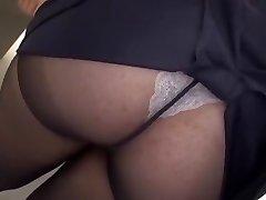 Crazy Japanese whore Yayoi Yanagida in Cool Hefty Tits, Office JAV clamp