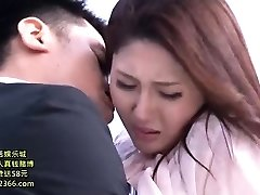 Chinese Cute Hardcore Blowjob And Gagging