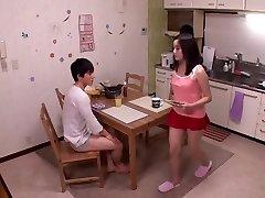 Amazing Japanese lady in Naughty Voyeur, HD JAV clip