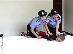 Asian Woman Arrested 1