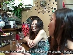 Real Japanese fuck-fest party takes place when Hosaka Yuriko is poked mish