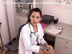 Fabulous Japanese damsel in Exotic Nurse, CFNM JAV video