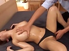 Crazy Chinese slut Mako Oda in Amazing Cunnilingus, Amateur JAV video