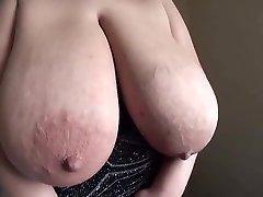 Ruriko S Cup - Big Saggy Huge Bosoms with Milk
