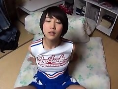 Beautiful asian dame Riku Minato enjoys extreme sex