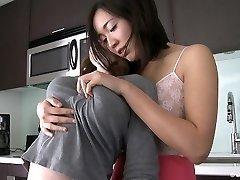 Lesbian Milking Puffy Puffies