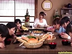 Jav Teen Ootsuki Hibiki Rides Glory Slot In Front Of Friends