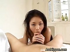 Deepthroats Boner and Spits Cum part2