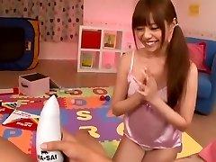 Amazing Asian model Rina Rukawa in Incredible School, POV JAV scene