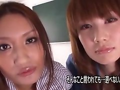 Crazy Asian model Kurumi Wakaba, Erika Kirihara, Ayaka Tomada in Amazing Threeways, Big Tits JAV vignette