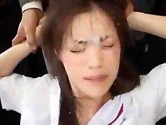 Cocks attack in the bus...F70