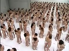 Gigantic Group Sex Orgy