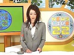 Mass Ejaculation News Announcers