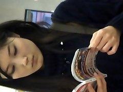Asian upskirt video 2