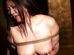 Risa Sakamoto in Slave Educator part 3