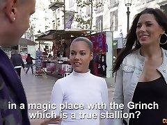 Outstanding reverse gangbang video starring Alexa Tomas