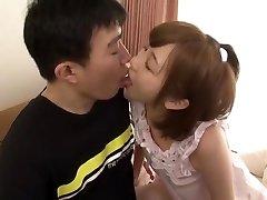Fabulous Asian model Mei Kago in Insane Small Tits, Rear End Style JAV video