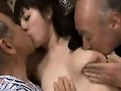 Sexy Japanese Step Daughter-in-law