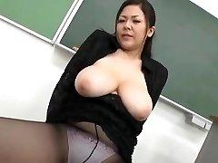 Yuki Sakurai - Uber-sexy Japanese Teacher