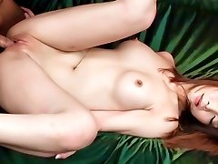 Amazing Japanese mega-bitch Riona Suzune in Hottest JAV uncensored Hardcore pinch