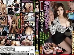 Best Japanese slut Marina Aoyama in Insane cunnilingus, gangbang JAV video