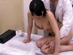 Chinese schoolgirl (18+) medical exam (2)
