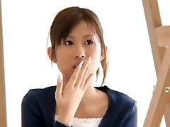 Japanese Blowjob (with surprise cumshot reaction)