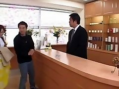 Best Japanese slut Azusa Ito in Exotic Rubdown, Couple JAV video