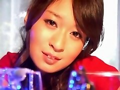 Exotic Japanese chick in Fabulous Threesomes, Close-up JAV clip