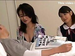 College girl japan in hospital