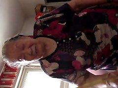 Chinese 70 years grandma 1