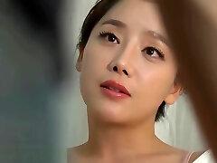 Slave Licking Korean Princess Clear Heels And Feet