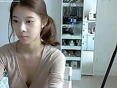 Sumptuous korean striptease