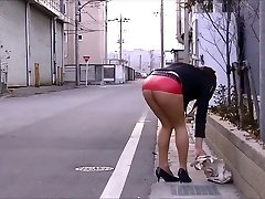Japanese Tights Public Exhibitionism Upskirt