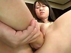 Asian Asian Cunt Going Knuckle Deep
