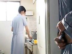 Nővér a Kórházban nem ellenállni Betegek 2of8 cenzúrázott ctoan