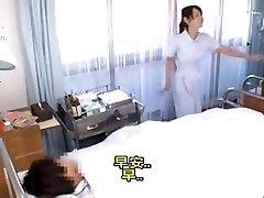 Japán nővér segít