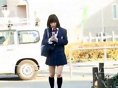 Neverjetno Japonski chick Kotomi Asakura, Kurumi Kanno, Saki Kataoka v Neverjetno 69, Naznanitev JAV scene