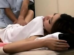 Mommy And Stepdaughter Get Massages Together