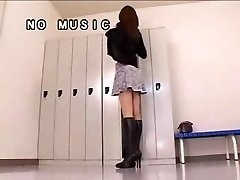 Japan Chick And Here Stockings