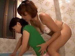 Japanese Lezzie Maid